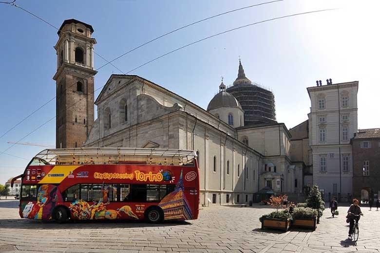 City Sightseeing Turin