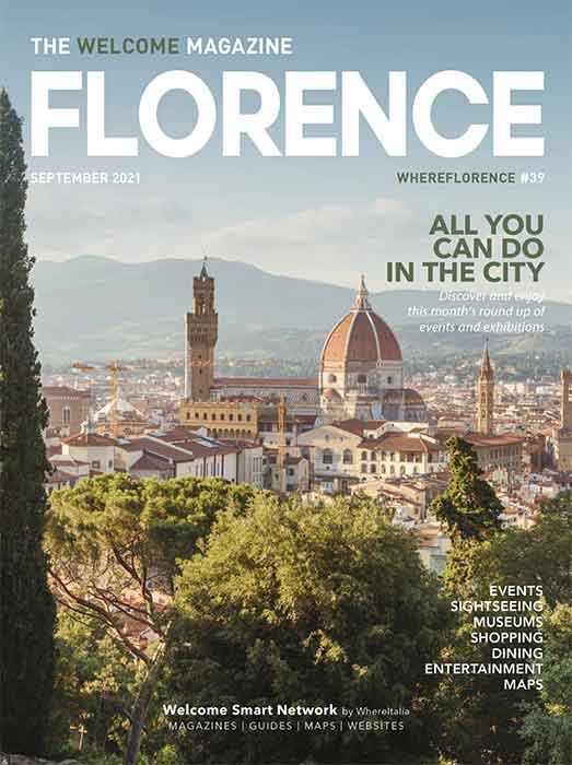 The Welcome Magazine Florence September 2021