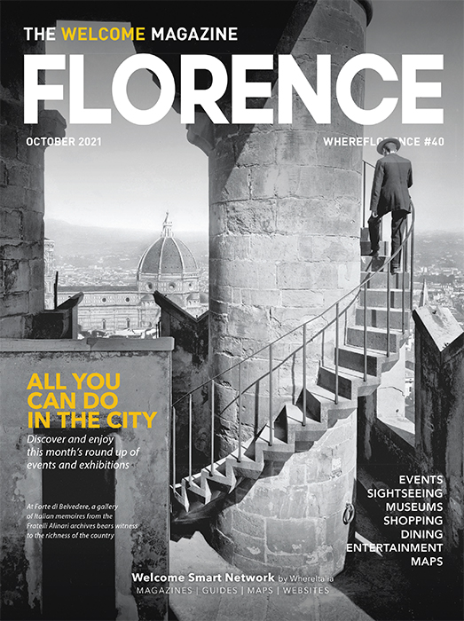 The Welcome Magazine Florence n 40 October 2021