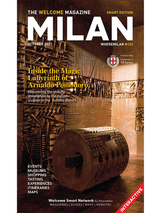 The Welcome Magazine Milan n 132 October 2021