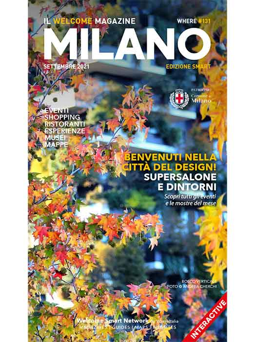 The Welcome Magazine Milan Settembre 2021