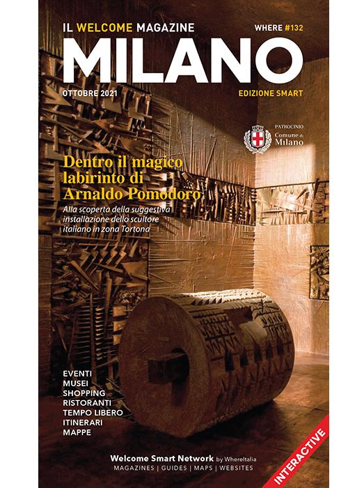 The Welcome Magazine Milano n 132 Ottobre 2021