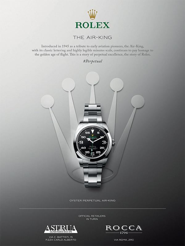 Rolex Turin October 2020