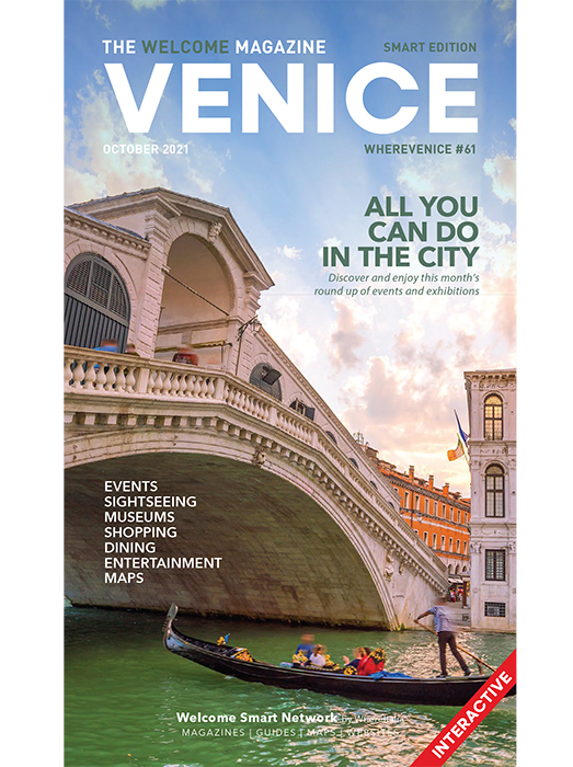 The Welcome Magazine Venice n 61 October 2021