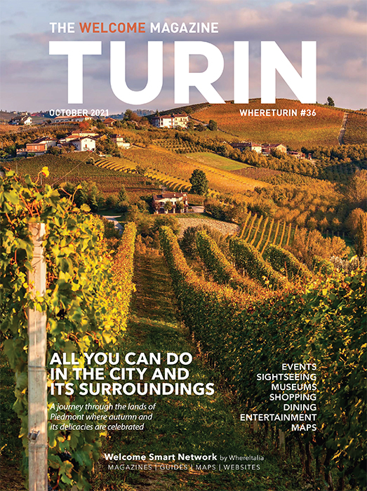 The Welcome Magazine Turin n 39 October 2021