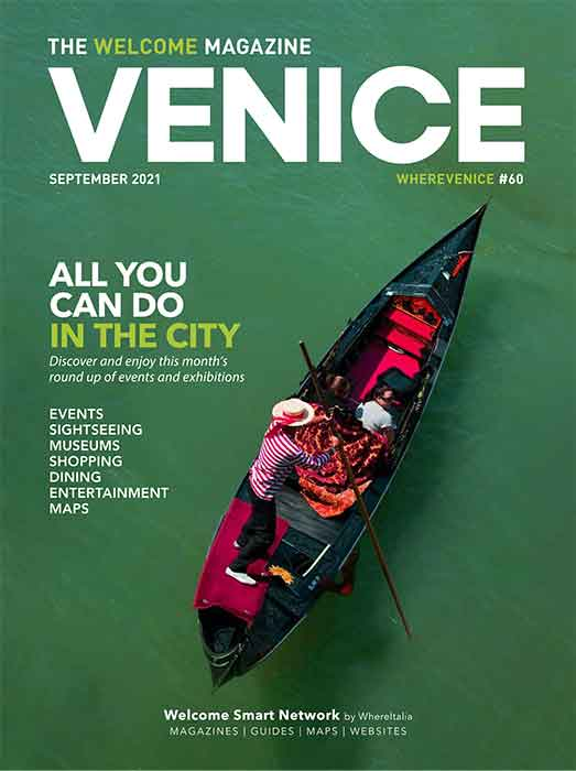 The Welcome Magazine Venice September 2021