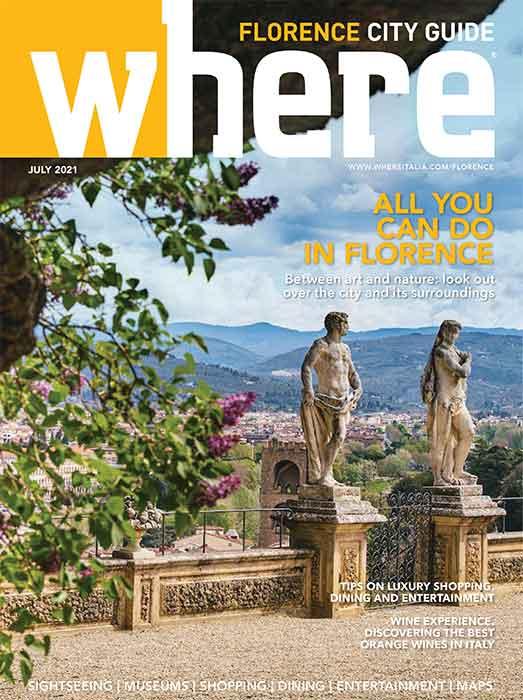 Where Florence n 37 July 2021