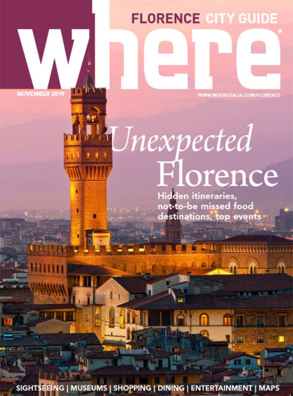 Where Florence n 18 November 2019