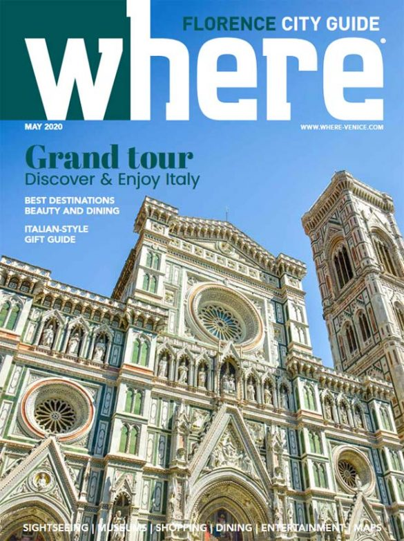 Where Florence n 24 May 2020