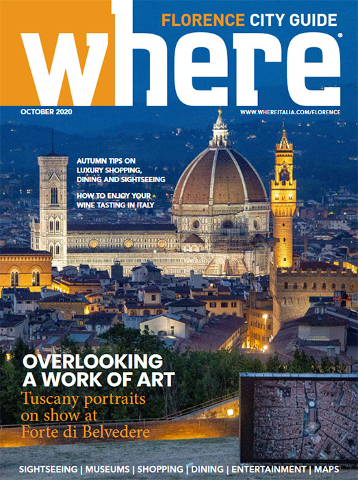 Where Florence n 28 October 2020