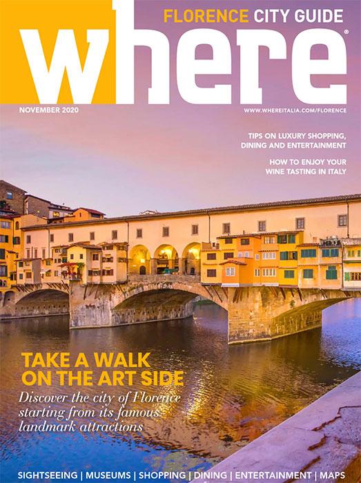Where Florence n 29 November 2020