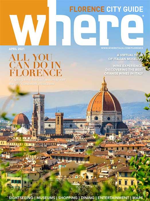 Where Florence n 34 April 2021