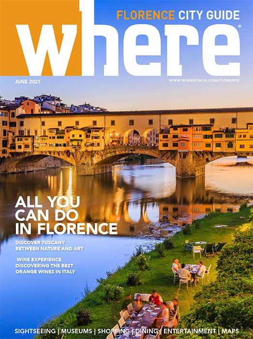 Where Florence n 36 June 2021