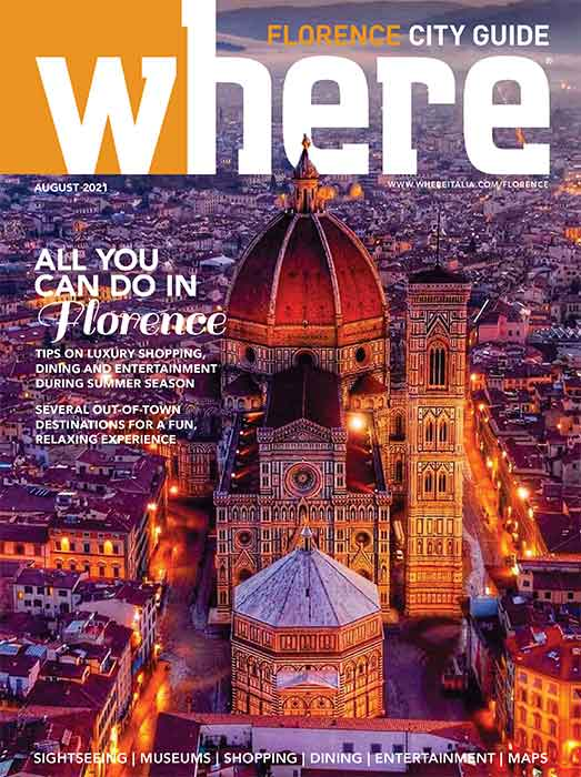 Where Florence n 38 August 2021