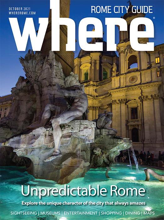 Where Rome October 2021