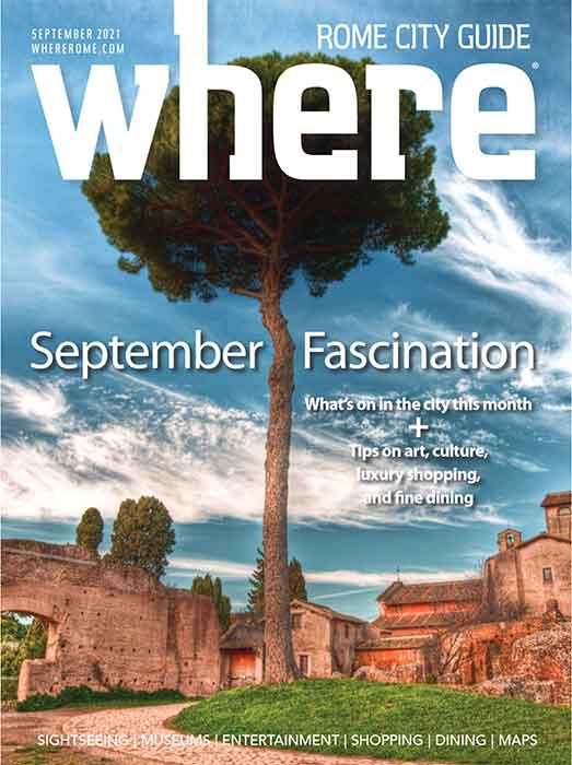 Where Rome September 2021