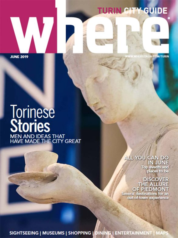 Cover Where Turin n 9 June 2019