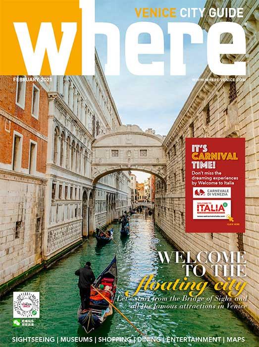 Where Venice n 53 February 2021