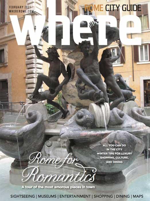 Where Rome February 2021