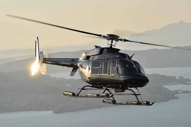 Discover Italy on a Luxury Helicopter